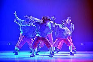 鏡眞理子現代舞踊教室ジャズダンスクラス